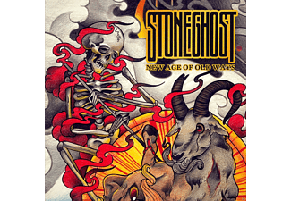 Stoneghost - New Age Of Old Ways [CD]