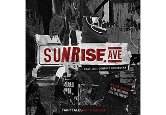 Sunrise Avenue - Fairytales-Best Of 2006-2014 (Orchestral/Live) - (CD)
