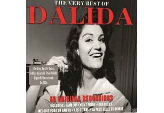 Dalida - The Very Best Of Dalida [CD]