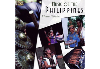 Various - Music Of The Philippines - (CD)