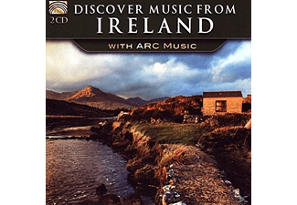 Various - Discover Music From Ireland - (CD)