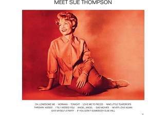 Sue Thompson - Meet Sue Thompson [CD]