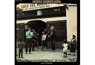 Creedence Clearwater Revival - Willy And The Poor Boys (Lp) [Vinyl]