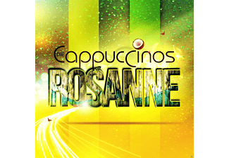 Die Cappuccinos - Rosanne - (5 Zoll Single CD (2-Track))
