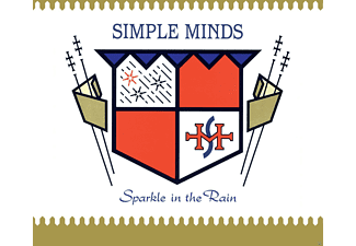 Simple Minds, VARIOUS - Sparkle In The Rain (Deluxe Edition) [CD]