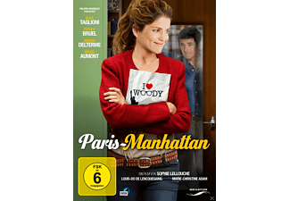 Paris Manhattan - (DVD)