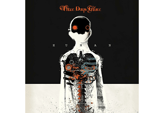 Three Days Grace - Human - (CD)
