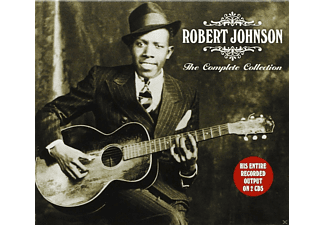 Robert Johnson - The Complete Collection - (CD)