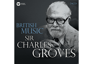Charles Groves - British Music (Collector's Edition) - (CD)
