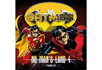 Batman - No Man's Land 04 - Familie - (CD)