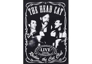 The Head Cat - Rockin' The Cat Club - Live From The Sunset Strip - (DVD)
