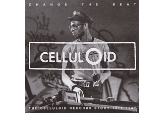 VARIOUS - Change The Beat: The Celluloid Records Story 1979-1987 - (LP + Bonus-CD)