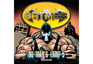 Batman - No Man's Land 05 - Wahnsinn - (CD)