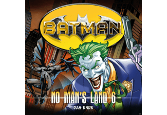 Batman - No Man's Land 06 - Das Ende - (CD)