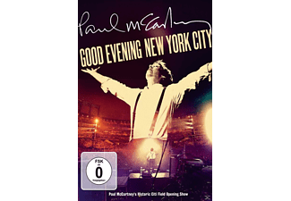 Paul McCartney - Good Evening New York City (Ltd.Deluxe Edition) - (CD + DVD Video)