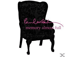 Paul Mccartney - Memory Almost Full - (CD)