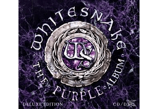 Whitesnake - The Purple Album (Deluxe Edition) [CD + DVD Video]