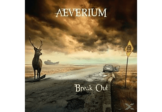 Aeverium - Break Out - (CD)
