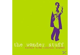 The Wonder Stuff - Escape From Rubbish.-Digi - (CD)