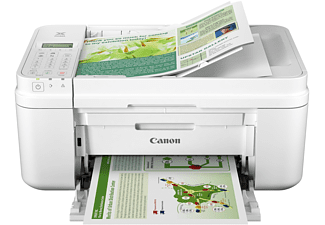 CANON PIXMA MX495, 4-in-1 Tinten-Multifunktionsdrucker, Weiß