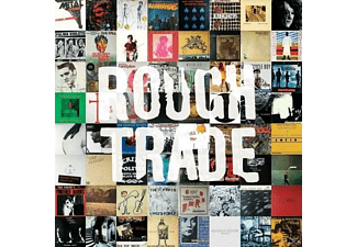 VARIOUS - Rough Trade Shops/Best Of Rough Trade Records - (Vinyl)