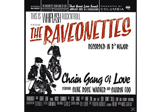 The Raveonettes - Chain Gang Of Love - (CD)