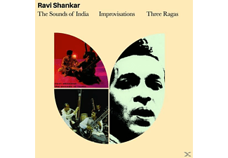 Ravi Shankar - The Sounds Of India+Improvis [CD]
