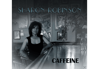 Sharon Robinson - Caffeine - (CD)
