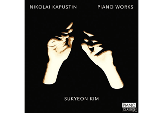 Sukyeon Kim - Piano Works - (CD)