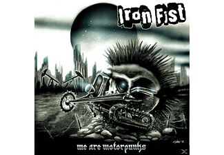 Iron Fist - We Are Motorpunks [Vinyl]