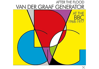 Van Der Graaf Generator - After The Flood-At The Bbc 1968-1977 [CD]