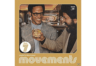 Dorothy Ramsey, Johnny B & The Music Makers, Bobby Wade, Rene Bailey, Howard A. Smith, VARIOUS - Movements - Volume 7 - (Vinyl)