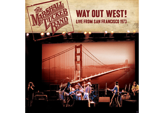 The Marshall Tucker Band - Way Out West! Live From San Francisco 1973 - (CD)