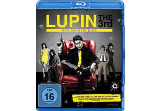 Lupin the Third - Der Meisterdieb - (Blu-ray)