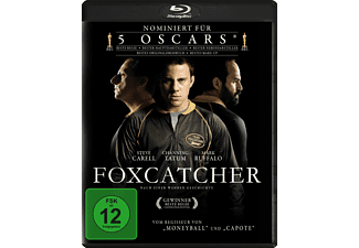 Foxcatcher - (Blu-ray)