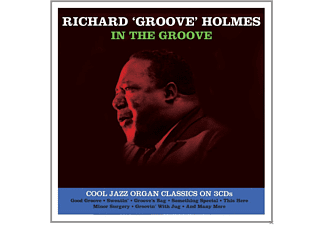 Richard Groove Holmes - In The Groove [CD]