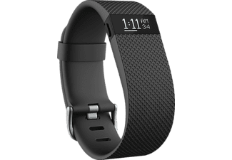 FITBIT Charge HR Zwart Small