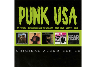 Punk Usa - Original Album Series [CD]