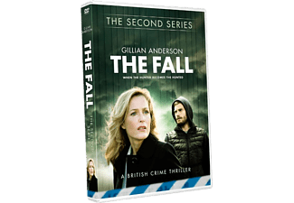The Fall S2 Thriller DVD