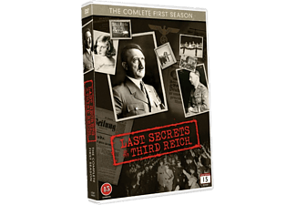 Last Secrets Of The Third Reich S1 Dokumentär DVD