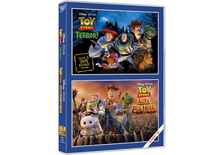 Toy Story: of Terror / That Time Forgot  DVD