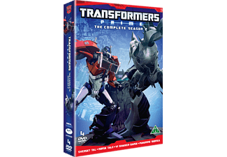 Transformers Prime S2 Animation / Tecknat DVD