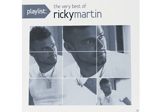 Ricky Martin - Playlist: The very best of Ricky Martin CD