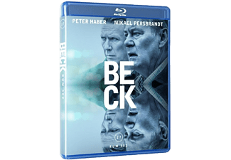 Beck 27 - Rum 302 Thriller Blu-ray