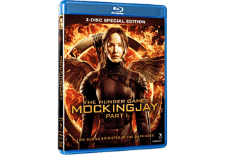 Hunger Games - Mockingjay Part 1 Äventyr Blu-ray