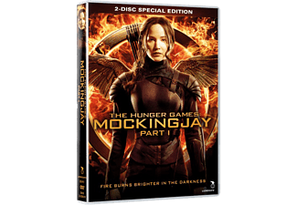 Hunger Games - Mockingjay Part 1 Äventyr DVD