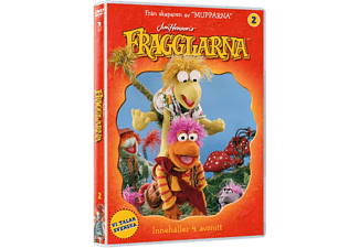Fragglarna - Vol 2 Barn DVD