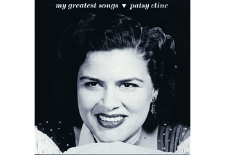 Patsy Cline - MY GREATEST SONGS - (CD)