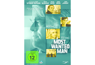 Amost wanted man - (DVD)