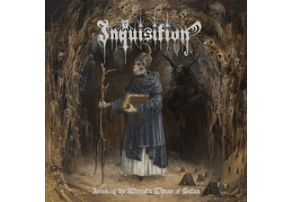 Inquisition - Invoking The Majestic Throne Of Satan (Re-Release) - (CD)